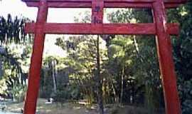 Mairinque - Jardim Japonês, por Marcos A. de Queiroz Júnior.