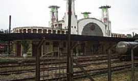 Mairinque - Antiga estação de trem, por Roberto Q. Simões.