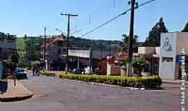 Maracai - Avenida José Bonifácio em Maracaí-SP-Foto:Ivan evangelista Jr