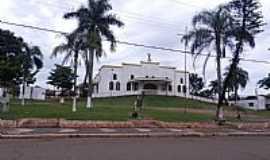Maracai - Igreja de N.Sra.do Patrocínio em Maracaí-SP-Foto:joseadilsonet