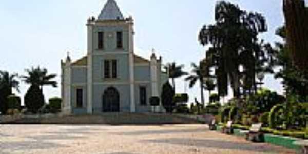 Igreja Matriz-Foto:Marcos Escobosa