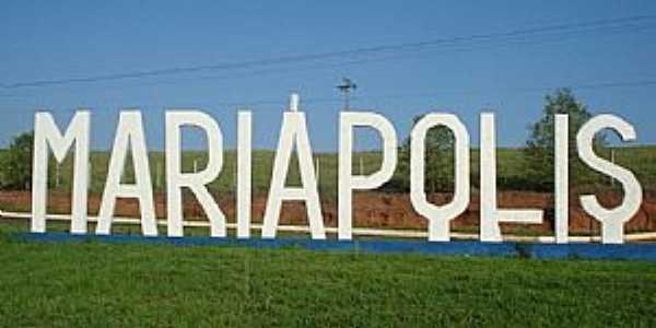 Imagens da cidade de Mariápolis - SP