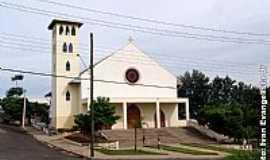 Mar�lia - Igreja de Santa Clara por Ivan evangelista Jr