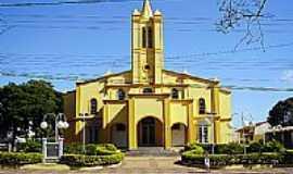 Mar�lia - Igreja Matriz de S�o Miguel em Mar�lia-SP-Foto:Fabio Vasconcelos