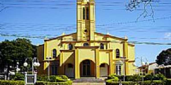 Igreja Matriz de São Miguel em Marília-SP-Foto:Fabio Vasconcelos