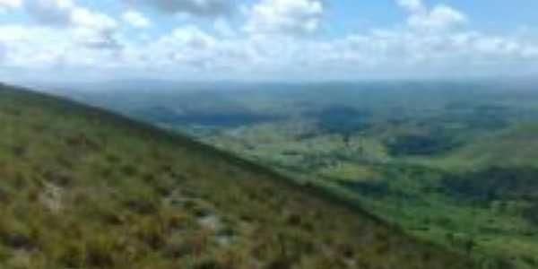Poço Central-BA-Serras da região-Foto:orlan santos