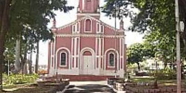 Igreja de Santo Antonio foto João Savioli