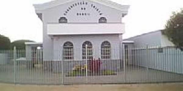 Igreja da Congregação Cristã do Brasil-Foto:neyband
