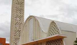 Matão - Matão-SP-Igreja do Senhor Bom Jesus-Foto:PatyPeceguiniViana