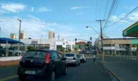 Matão - Chegando na Av. Padre Nelson pela R. Rui Barbosa, Por Jeziel Gomes