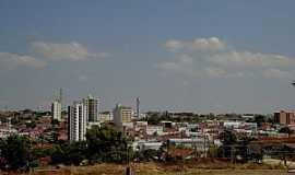 Matão - Matão-SP-Vista do centro da cidade-Foto:MARCO AURÉLIO ESPARZA