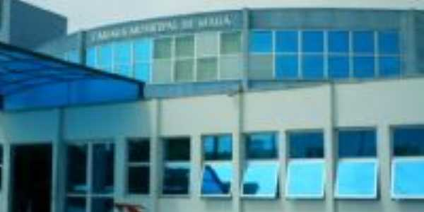 C�mara Municipal de Mau�, Por Antonio C�cero da Silva(�guia)