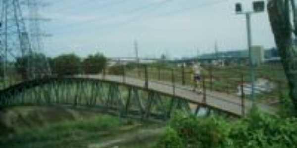 Ponte de ferro, Por Antonio Cícero da Silva(Águia)
