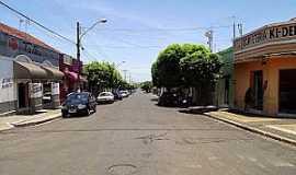 Mendonça - Mendonça-SP-Rua da cidade-Foto:Alexandre de Freitas