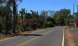 Mendonça - Mendonça-SP-Avenida no Bairro Airuoca-Foto:gustavo_asciutti