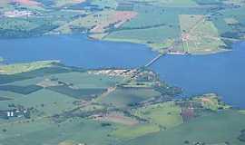 Mendonça - Mendonça-SP-Vista aérea-Foto:André Bonacin