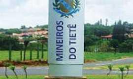 Mineiros do Tietê - Mineiros do Tietê-SP-Trevo de acesso-Foto:jcconcursos.