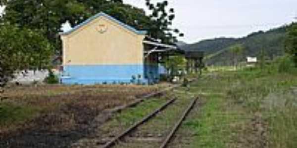 Miracatu-SP-Estação Ferroviária-Foto:Ailton L. Gouveia