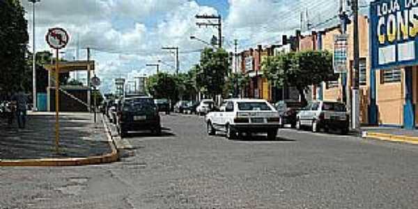 Mirandópolis-SP-Centro da cidade-Foto:www.cidade-brasil.com.b