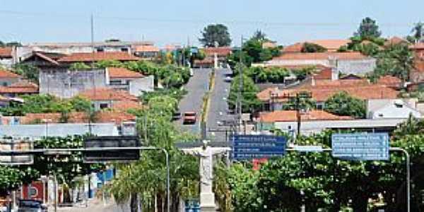 Mirandópolis-SP-Entrada da cidade-Foto:www.cepam.org