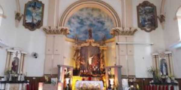altar da igreja matriz, Por PAULO VALVERDE