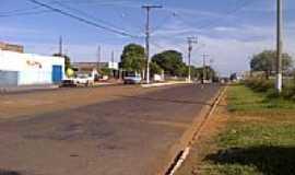 Mirante do Paranapanema - Entrada de Mirante do Paranapanema-SP