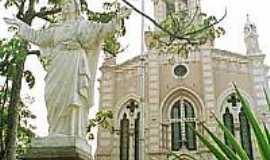 Mirassol - Cristo Redentor e Igreja Matriz