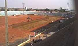 Mirassol - Estádio José Maria de Campos Maia.