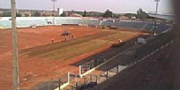 Estádio José Maria de Campos Maia.
