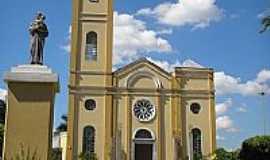 Mirassolândia - Igreja Matriz-Foto:rafaelfernando