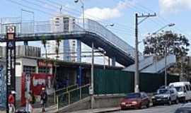 Mogi das Cruzes - Mogi das Cruzes-SP-Estação Estudantes-Linha 11-Coral-Foto:Daniel Souza Lima