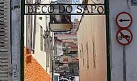 Mogi das Cruzes - Mogi das Cruzes-SP-Travessa Cel.João de Souza Machado-Beco do Sapo-Foto:Daniel Souza Lima