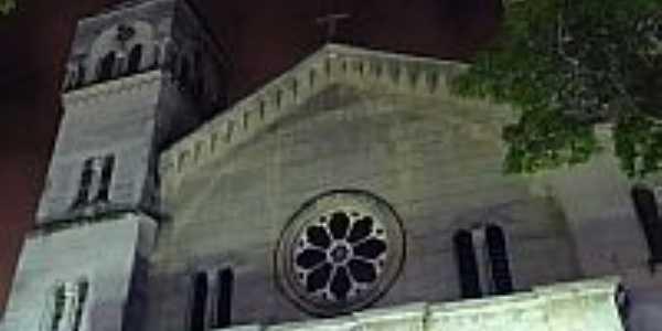 Mogi das Cruzes-SP-Igreja Matriz de Santana-Foto:Daniel Souza Lima