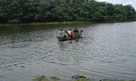 Po��es - Passeio de Barco em Po��es-Foto:Bruno B. dos Santos
