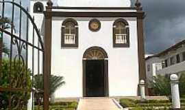 Poções - Poções-BA-Igreja do Divino Espírito Santo-Foto:Miguel de Guilo