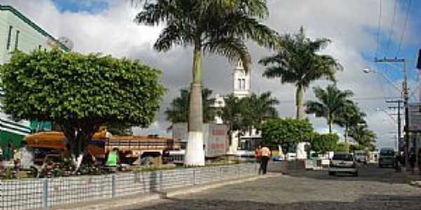 Poções-BA-Centro da cidade-Foto:josé Lucio Rodrigues