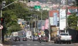Mogi-Guaçu - Mogi guaçu visto da Av. 9 de Abril, Por José Augusto Carvalho