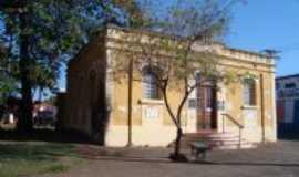 Mogi-Guaçu - Prédio da antiga cadeia e do ex-museu, Por Roberto GASPARINNI