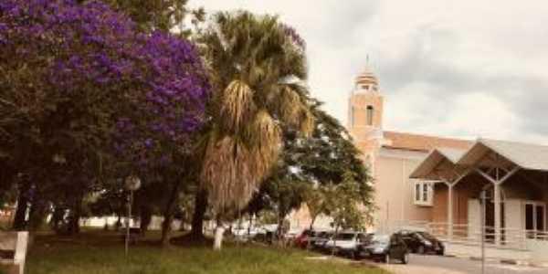 Mogi -Mirim - SP -  Igreja Matriz de São Benedito, Por Rospo Mattiniero di Meolo