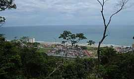 Mongaguá - Mongaguá-SP-Vista do Morro da Cialta, Vila São Paulo-Foto:Marco .Mountain