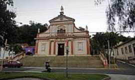 Monte Alegre do Sul - Igreja Matriz de São Bom Jesus em Monte Alegre do Sul-Foto:Ernandes C Santos