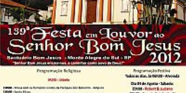139ª Festa em Louvor à Bom Jesus em Monte Alegre do Sul-SP