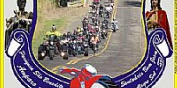 2ª Moto Romaria em Monte Alegre do Sul-SP
