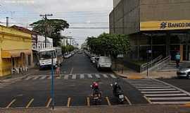 Monte Azul Paulista - Monte Azul Paulista-SP-Rua São Pedro-Foto:Valter Sorano