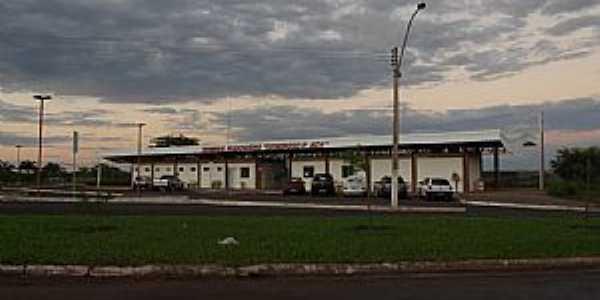 Monte Azul Paulista-SP-Terminal Rodoviário-Foto:monteazul25