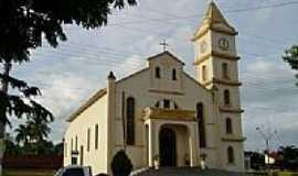 Monte Castelo - Igreja Matriz-Foto:67zunga