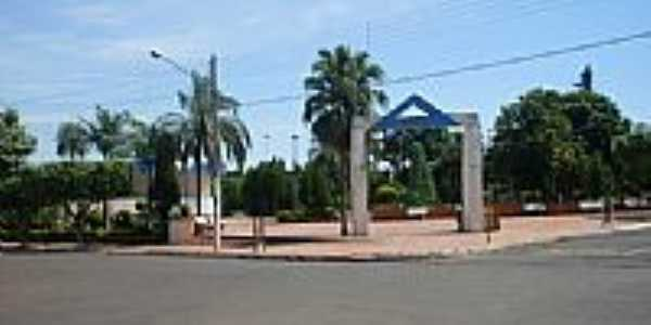 Praça-Foto:Jhow mendes