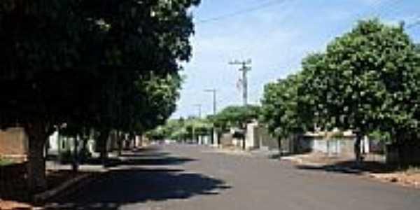 Rua Vice Prefeito Antonio Fukumar-Foto:Jhow mendes