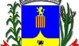 Morro Agudo - Brasão da cidade