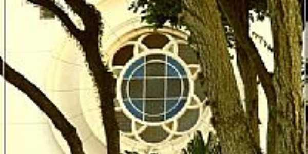 Detalhe da Arquitetura da Catedral-Foto:Fabio Barro7s Citys